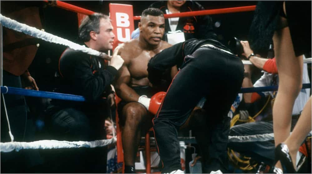 Mike Tyson aims cheeky jibe at Jones Jr ahead of exhibition fight