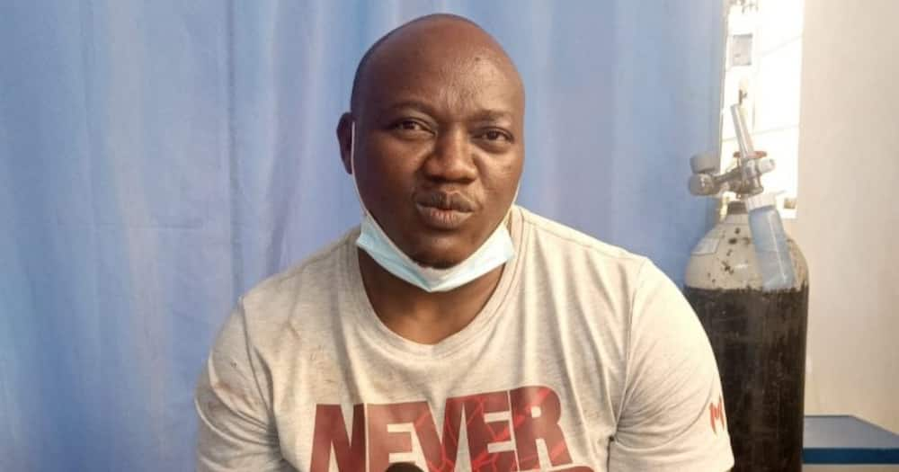 Bungoma Businessman Jimmy MuturKi. Photo: K24 TV.