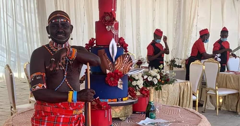 Seneta Lelengwe afunga ndoa katika harusi ya kufana