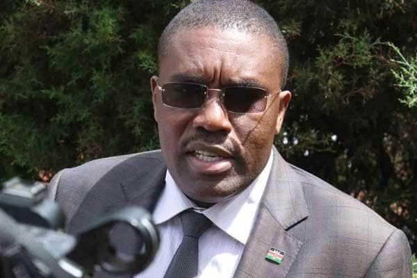 Serikali yako inazama, Kabando wa Kabando amwambia Rais Uhuru