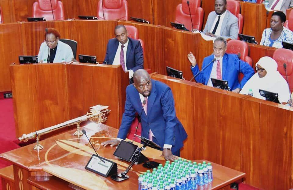 Ferdinand Waititu removed from office in historic Senate impeachment trial