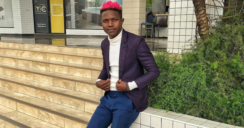 Mr Seed claims he paid KSh 105k for dinner with his friends