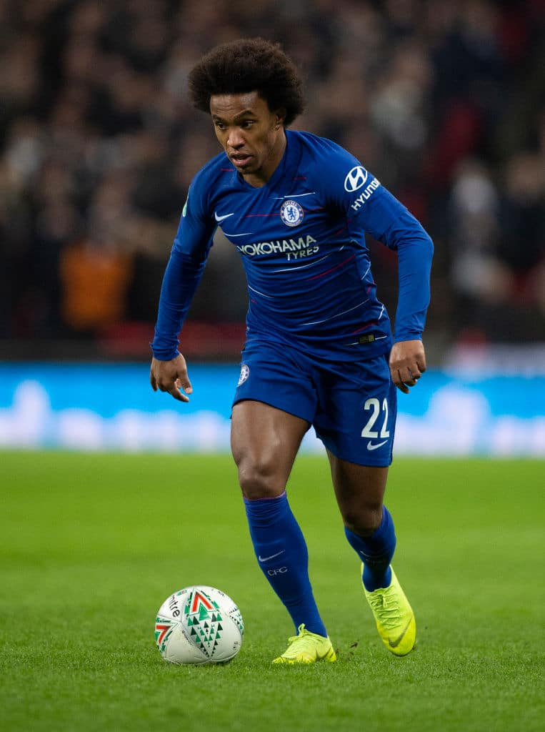 Barcelona renew interest in Willian as they offer Malcom plus cash to Chelsea