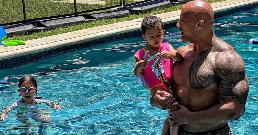 Dwayne The Rock Johnson and his family test positive for COVID-19