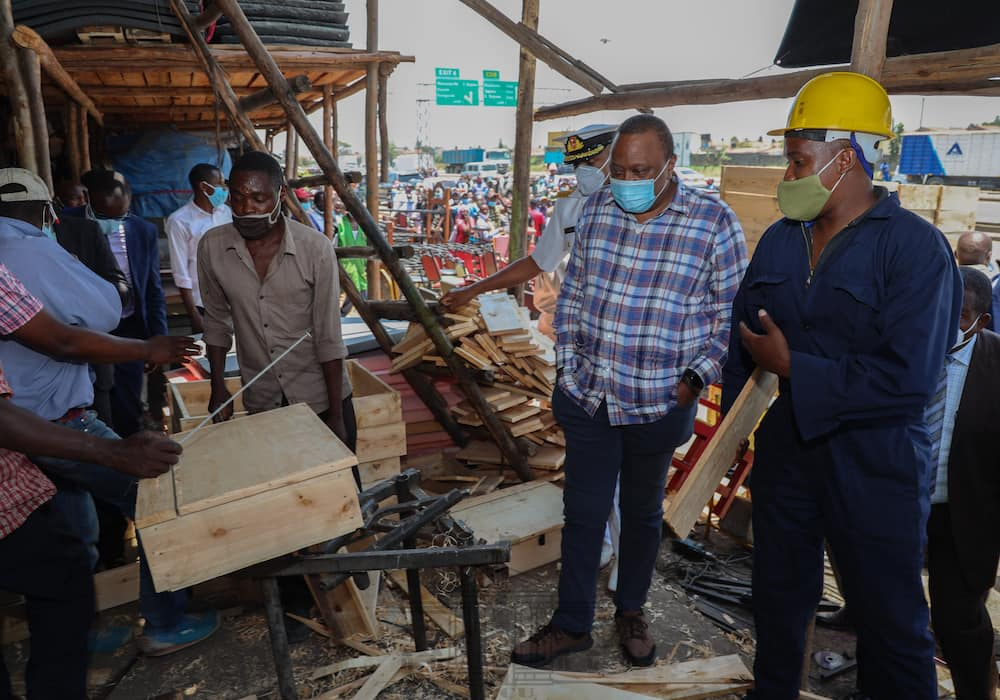 Where is our money? Artisans who supplied school desks decry frustrations over payment