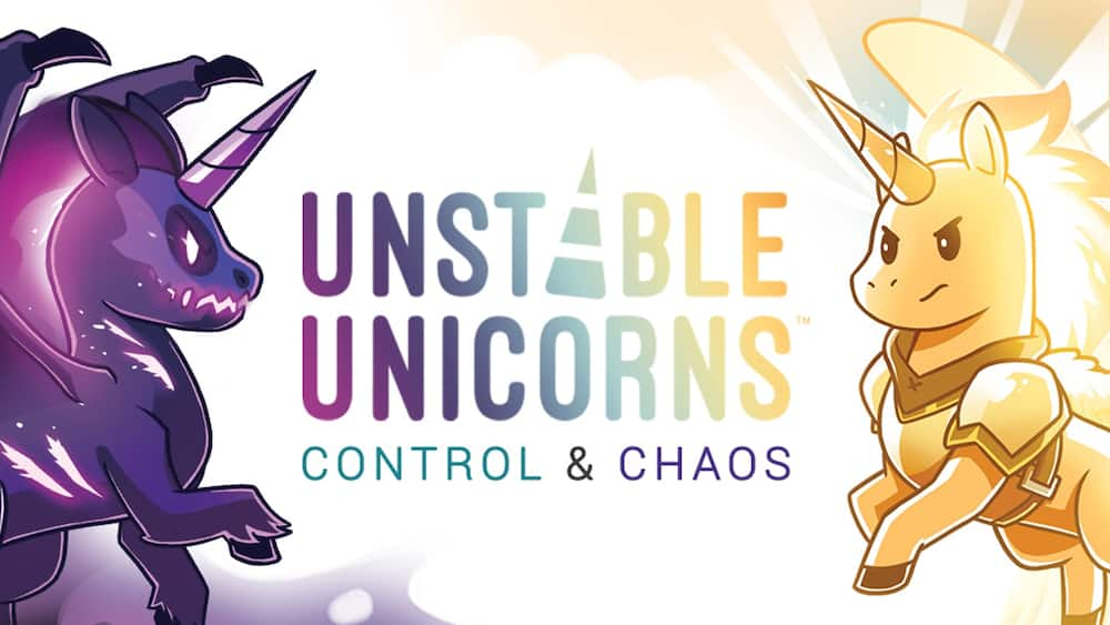 How to play unstable unicorns: 1 and 2-player rules