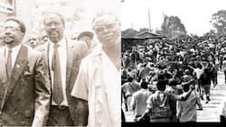 Saba Saba: Kenyans Who Sacrificed to Facilitate Struggle for Multi-Party Democracy