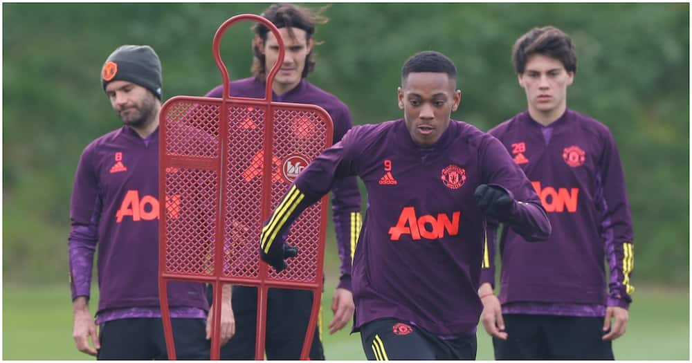 PSG vs Man United: Possible Red Devils' starting line up in mouthwatering UCL clash