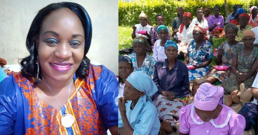 Paulleene Musimbi: 42-Year-Old Who Takes Care of Widows, Widowers