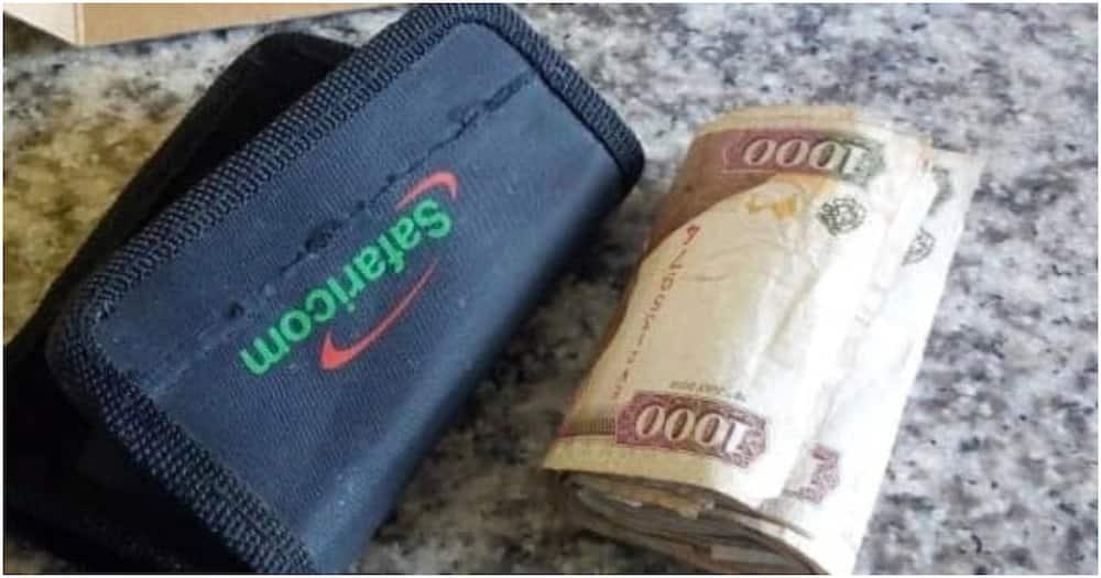 Siaya: Jamaa abaki kulia baada ya kusahau kubadili noti za 1000 za Nusu milioni