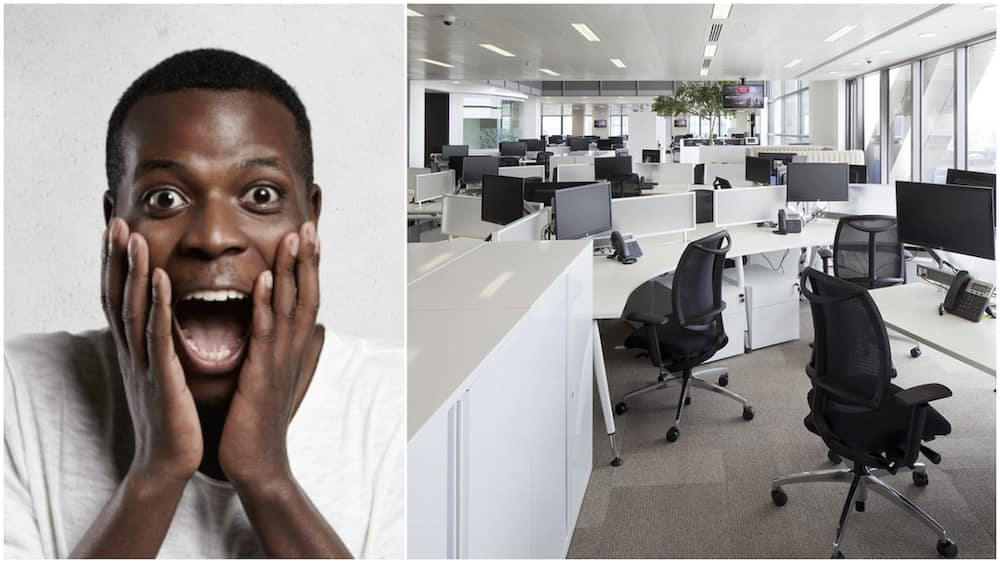 Man loses his job after telling boss over phone mum can't speak English