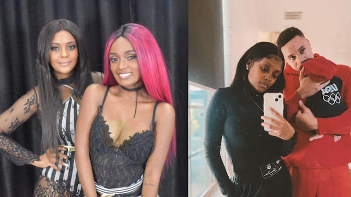 """Vanessa Mdee's Sister Mimi Mars Visits Her in the US: """"It's Been Almost 2 Years"""""""