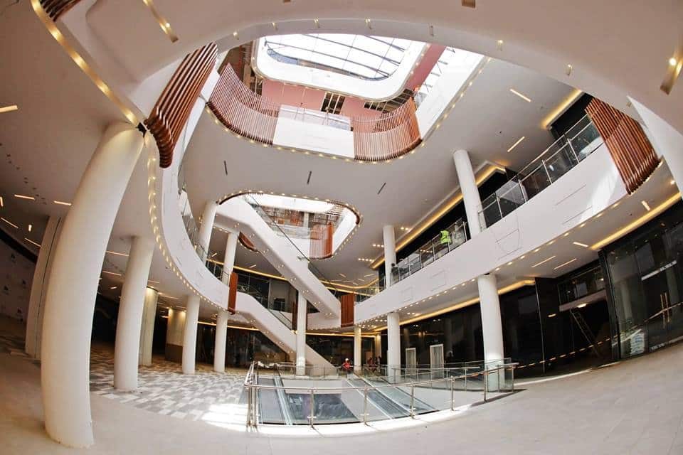 biggest mall in East Africa