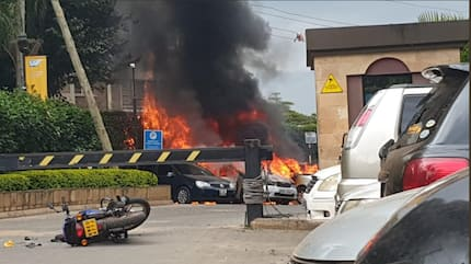 Photos and videos of Dusit attack