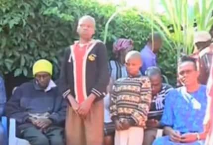 Jamaa wa Murang'a aliyejinyofoa sehemu nyeti aomba msaada wa kurudishiwa 'mali' yake