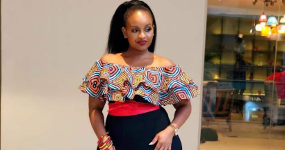 Grace Msalame has three kids. Photo: Grace Msalame.