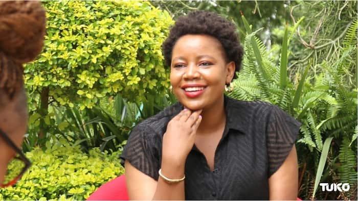 Picha Tamu za Lynn Ngugi wa TUKO.co.ke Aliyeacha Kazi ya Hoteli Kuwa Mwanahabari Staa