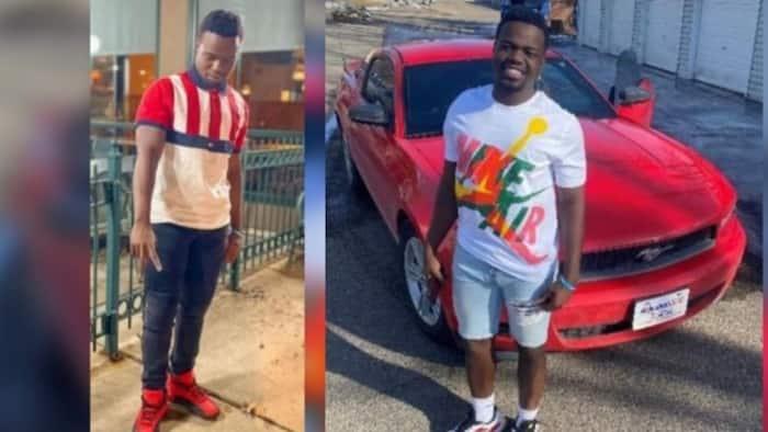 Keegan Oyugi: 26-Year-Old Kenyan Man Living in UK Goes Missing, Family Appeals for Help