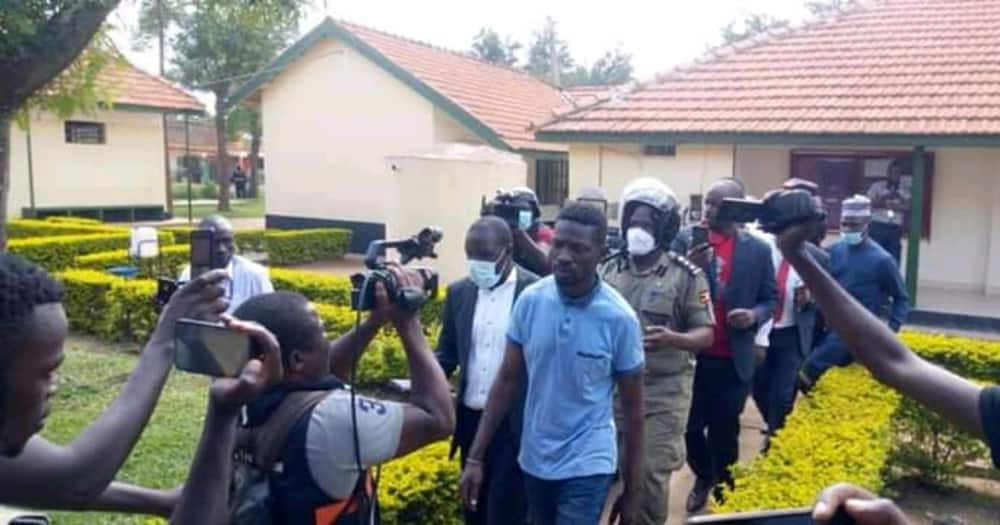 Rais Museveni atoa ujumbe mkali kwa Bobi Wine