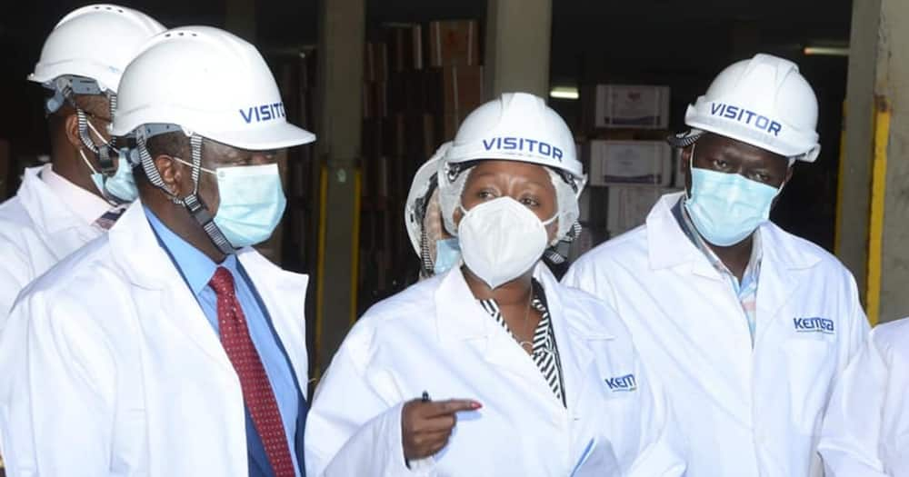 KEMSA unable to sell PPEs worth KSh 6.1 billion