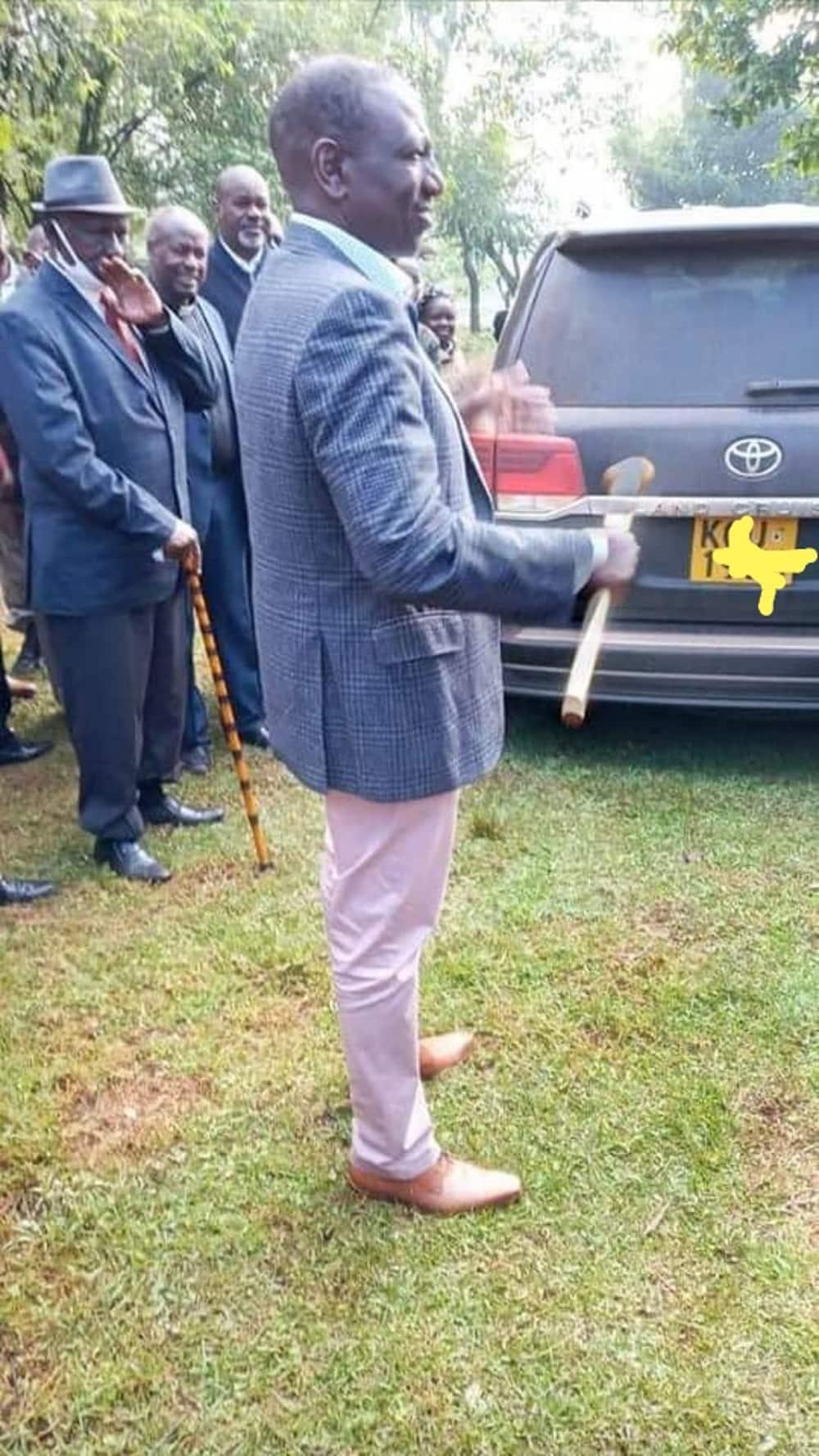 Mkutano wa DP Ruto na wazee wa Talai ulipangwa kwa miezi 6