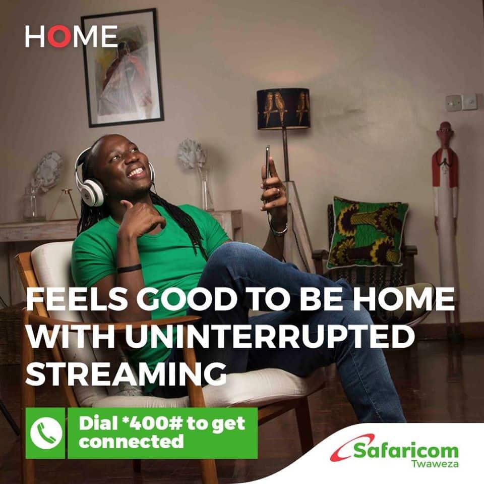 Safaricom Home Fibre Paybill
