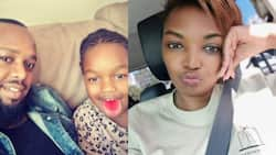 Fatherly Love: Karen Nyamu's Baby Daddy Dj Kevin Spends Time with Their Daughter