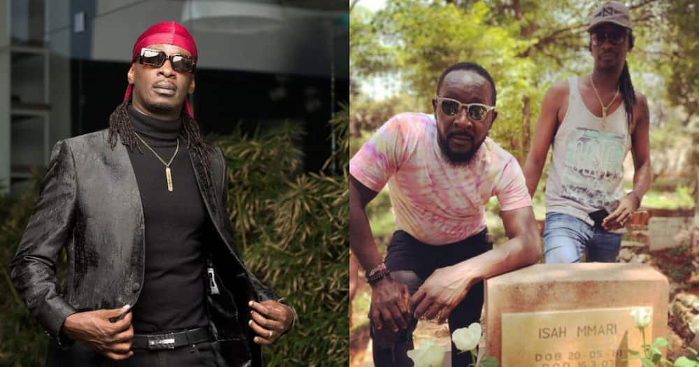 Nameless Painfully Recounts Moment he Lost E-sir in Grisly Accident