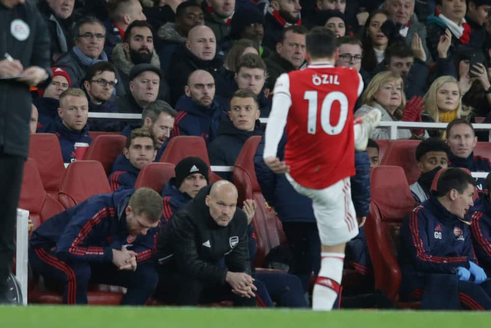 Mesut Ozil'S discloses Germans future plans amid cold shoulder treatment at Arsenal