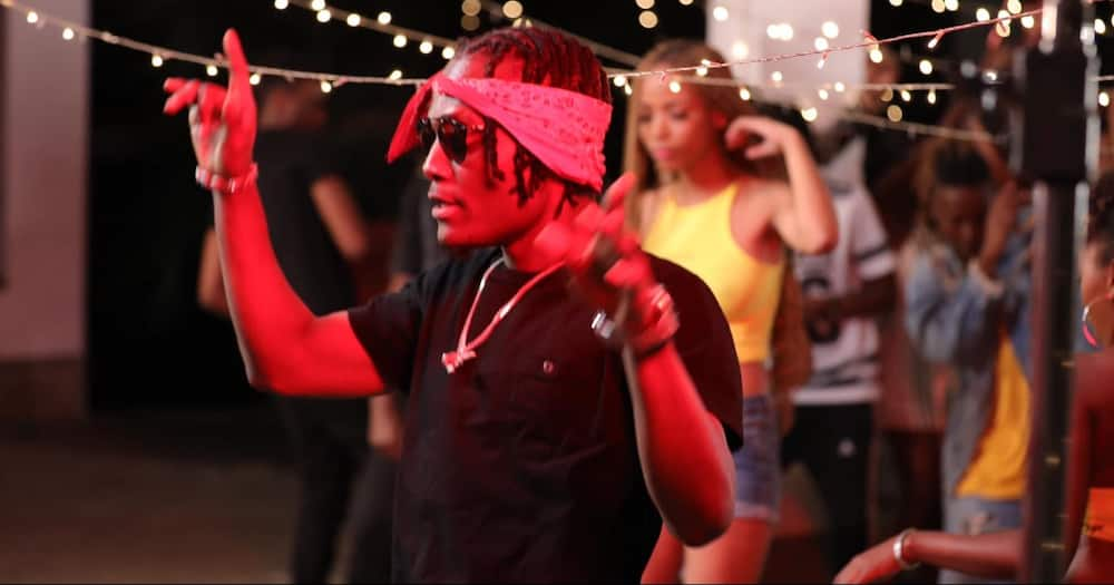 Singer Masauti Shows Off Adorable Young Family in Dotting Video