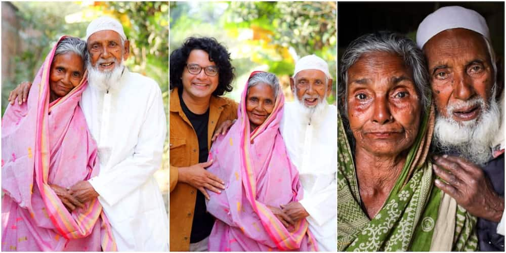 Meet man who is putting smiles on the faces of neglected couples