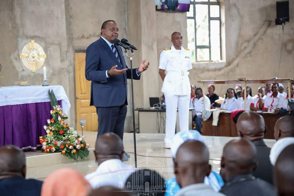 Uhuru maintains graft suspects to carry own cross as Sonko cools his heels in police cell