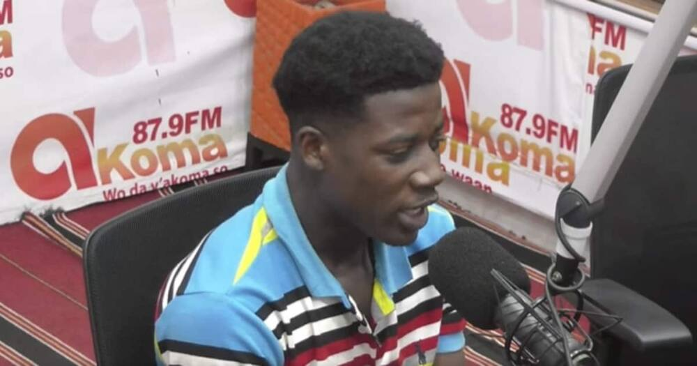 Ghanaian man opens up about an attack that involved a lady he met on Facebook.