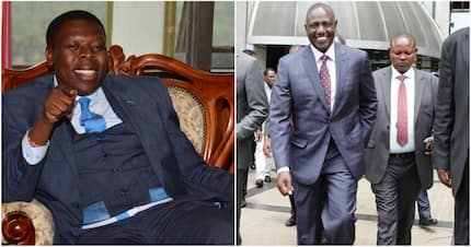 Devolution CS Eugene Wamalwa pours cold water on Ruto's 2022 presidential ambitions