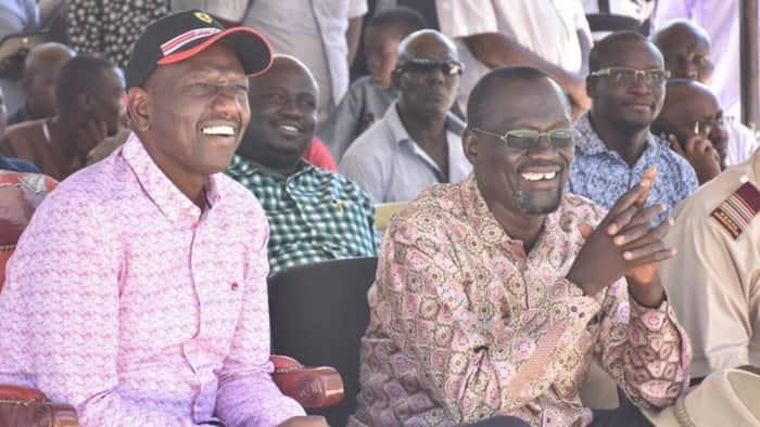 Turkana: Governor Nanok Turns Into William Ruto's Point Man as Region Gradually Ditches Raila