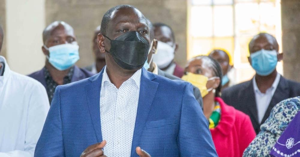 DP William Ruto. Photo: William Ruto.