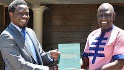 William Ruto Hosts Nelson Havi Week after BBI Appeal was Dismissed