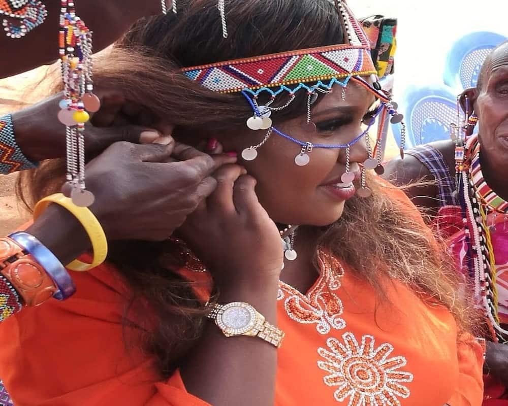 Former Tahidi High actress Miss Obija's father succumbs to COVID-19