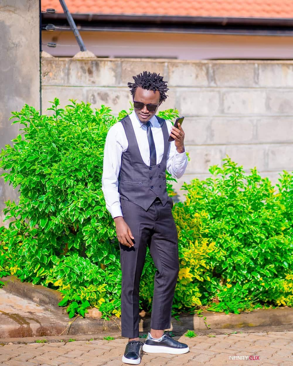 Repent! City pastor Godfrey Migwi says entertainers using clergy clothings in secular songs risk curses