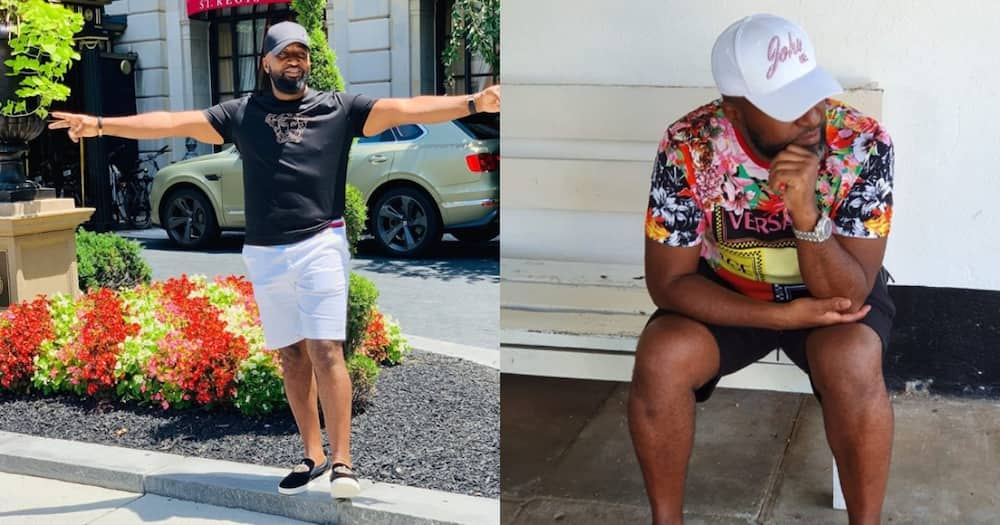 Governor Hassan Joho flaunts stamina during action-packed gym sessions