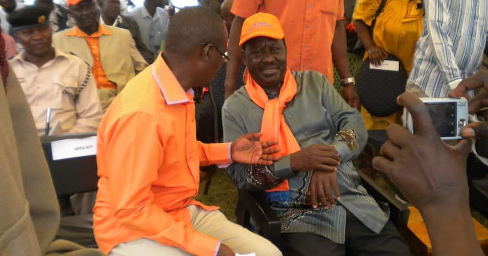 "John Mbadi says Uhuru may betray Raila in 2022: ""We are immune to emotions"""
