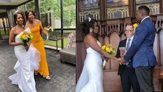 "Emmy Kosgei, Daddy Owen Celebrate Gloria Muliro After Remarrying: ""Miaka Iliyoliwa Na Nzige Imerudishwa"""