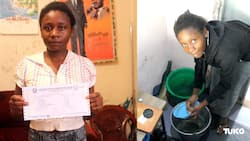 Kakamega: Bright Girl Who Attained B Plain Appeals for Varsity Fees after Father Abandoned Her