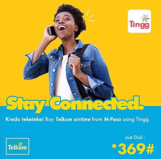 How to buy Telkom airtime via Mpesa