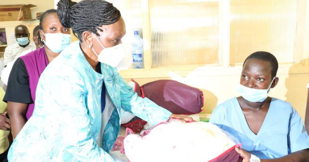 Kisii Mother Who Delivered Quintuplets Unable to Breastfeed, Appeals for Help to Feed Infants