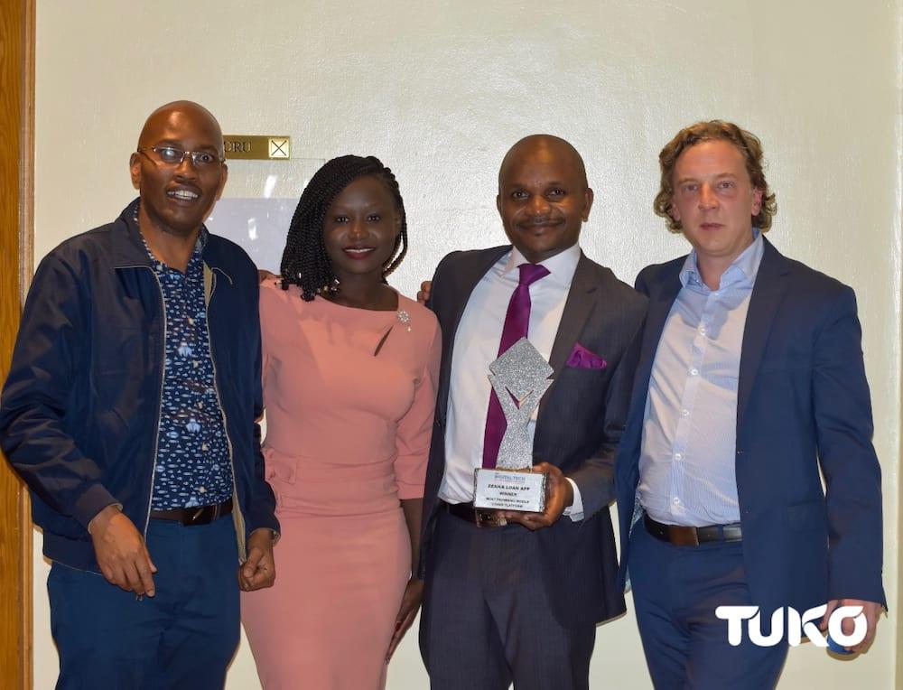 Zenka Finance wins most promising mobile loans platform in 2019 digital tech excellence awards