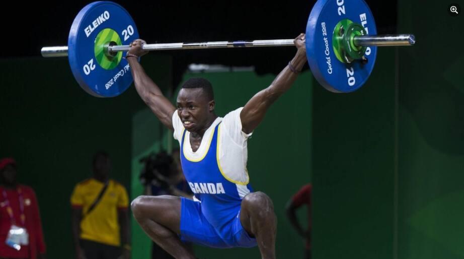 Julius Ssekitoleko, Ugandan Athlete.