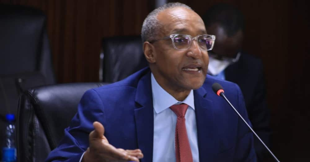Foreign Affairs PS Kamau Macharia suggested that Kenya should halt the migration of Kenyans to the affected countries.