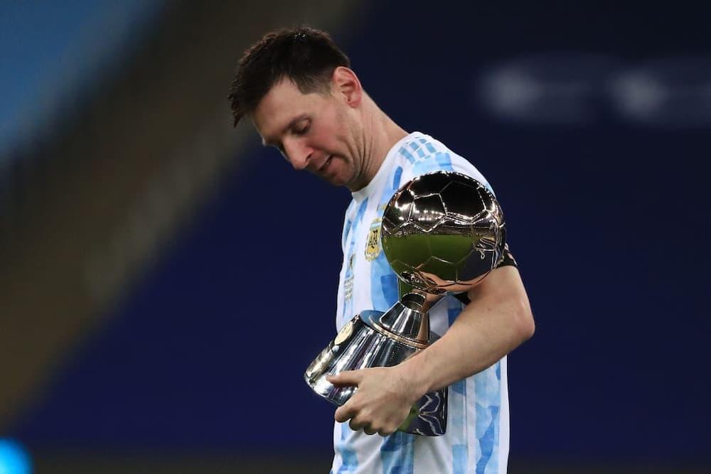 After Winning Copa America, Lionel Messi Wins 2 Other Prestigious Copa America Awards