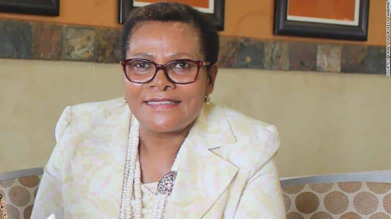 Former Lesotho first lady arrested again over killing of husband's ex-wife